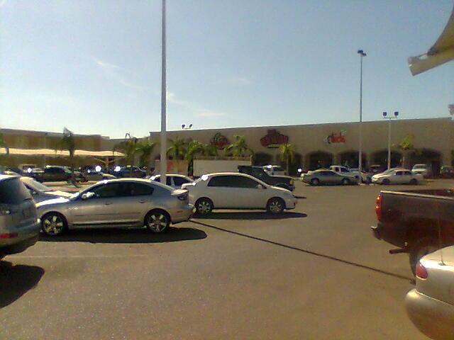 Plazas y centros comerciales