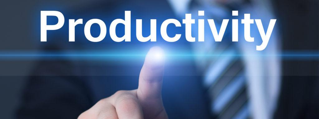 Como ser una persona más productiva..