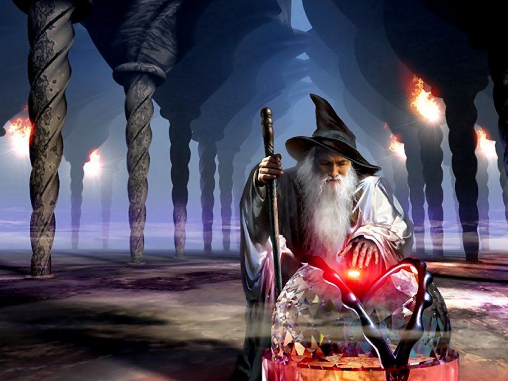 Wizard..