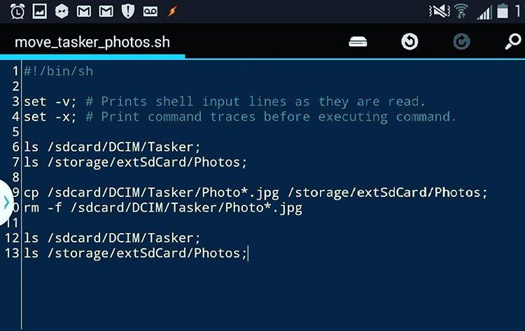 El comando mv ¡no funciona en Android!