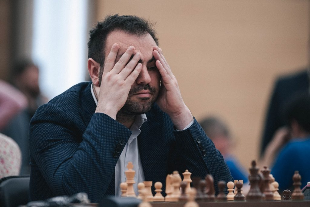 Mamedyarov Vs Kasimdzhanov - Chess World Cup 2019